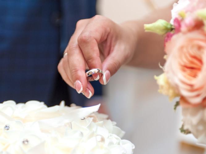 свадьба, невеста, кольцо